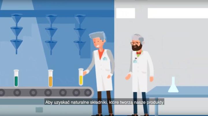 Krótki film prezentujący know-how Biodevas Laboratoires